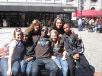 At Quincy Market