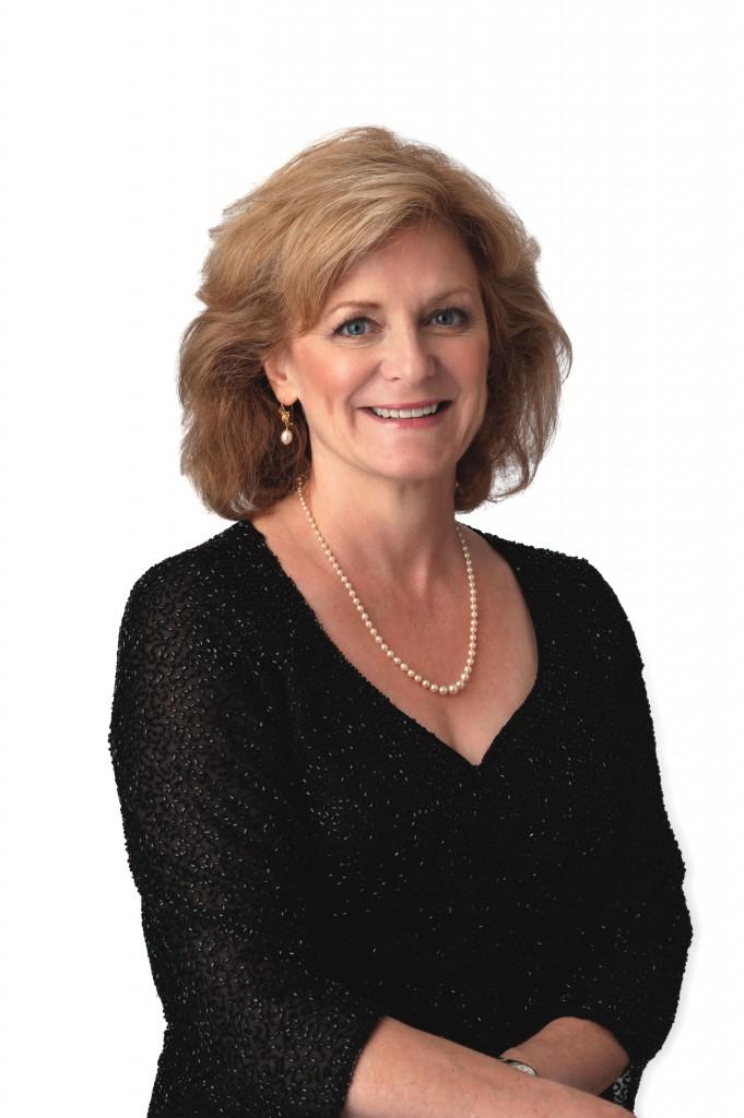 CHS Orchestra Conductor Laura Mulligan Thomas